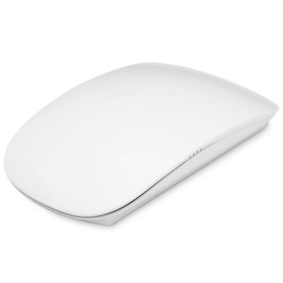 2.4GHz Wireless Intermediate Pulley Touch Optical Mouse