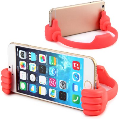 Hand Design Flexible Clip Stand Holder