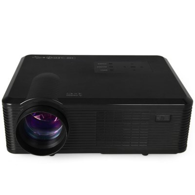 CL740 Multimedia 2400LM 800 x 480 Pixels LED Projector with Analog TV Interface Support 1080PProjectors<br>CL740 Multimedia 2400LM 800 x 480 Pixels LED Projector with Analog TV Interface Support 1080P<br><br>Model: CL740<br>Material: Glass,Plastic<br>Display type: LCD<br>Native Resolution: 800 x 480<br>Aspect ratio: 4:3 / 16:9<br>Resolution Support: 1080P<br>Brightness: 2400 Lumens<br>Contrast Ratio: 1500:1<br>Lamp Life: 50000 hours<br>Throw Ration: 72inch - 2.85m, 84inch - 3.30m, 100inch - 3.89m<br>Image Size: 50 - 140 inch<br>Lens: Manual Focus<br>Lamp Power: 130W<br>Lamp: LED<br>Interface: TV,HDMI,USB,AV,VGA<br>Power Supply: 90-240V/50-60Hz<br>Other Features: Built-in Speaker (5W x 2)<br>Color: Black,White<br>Product weight: 2.900KG<br>Package weight: 4.100 KG<br>Product size (L x W x H): 32.000 x 25.500 x 11.500 cm / 12.598 x 10.039 x 4.528 inches<br>Package size (L x W x H): 38.500 x 18.200 x 33.800 cm / 15.157 x 7.165 x 13.307 inches<br>Package Contents: 1 x Projector, 1 x Remote Controller, 1 x Adapter, 1 x AV Cable, 1 x VGA Cable, 1 x Fuse, 1 x Lens Cloth, 1 x User Manual