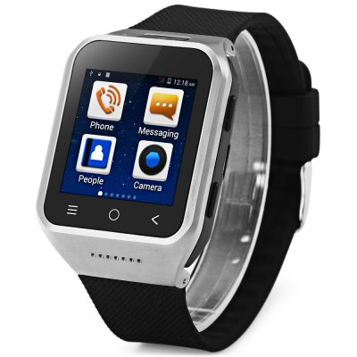 ZGPAX S8 3G Android 4.4 Smart Touch Screen Watch Phone