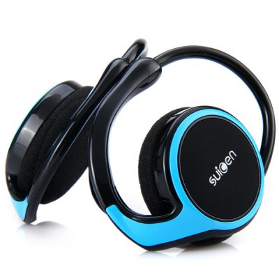 Suicen AX-610 Wireless Bluetooth V4.0 Sports Headset with Mic