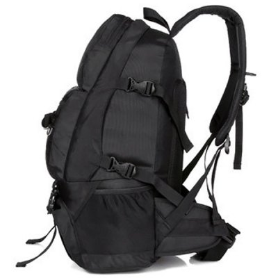 Fashionable 40L Rucksack Bag Backpack Durable Shoulder Pack Travel Camping Cycling Hiking AccessoriesBackpacks<br>Fashionable 40L Rucksack Bag Backpack Durable Shoulder Pack Travel Camping Cycling Hiking Accessories<br><br>Bag Capacity: 40L<br>Capacity: 31 - 40L<br>Color: Black,Camouflage,Khaki,Red<br>For: Casual, Climbing, Cycling, Camping, Traveling, Other<br>Material: Canvas<br>Package Contents: 1 x Backpack<br>Package size (L x W x H): 29.00 x 19.00 x 6.00 cm / 11.42 x 7.48 x 2.36 inches<br>Package weight: 1.1500 kg<br>Product size (L x W x H): 53.00 x 32.00 x 23.00 cm / 20.87 x 12.6 x 9.06 inches<br>Product weight: 0.7400 kg<br>Type: Shoulder bag