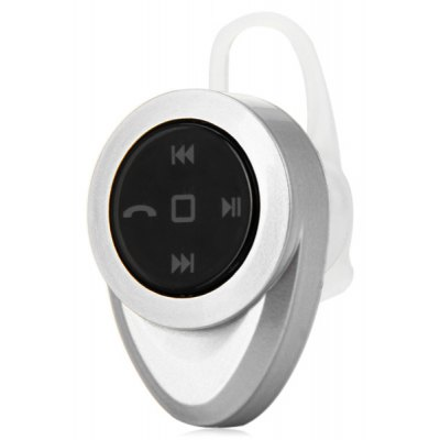 Mini Wireless Bluetooth V4.1 Stereo Sound In - Ear Headphone with Mic for Tablet PC Smartphones
