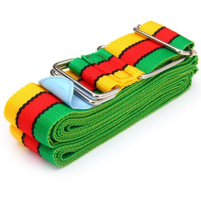 4.2m Colorful Luggage Bundling Belt
