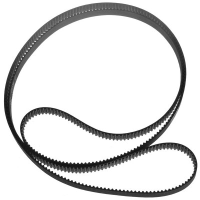 GZDY10 Multifunctional GT2 / 2mm Pitch / 0.76mm Height / 6mm Wide Timing Belt Works with 3D Printer Makerbot Reprap