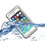 Protective IP - 68 Waterproot Full Body Case with Lanyard for iPhone 6 Plus - 5.5 inches