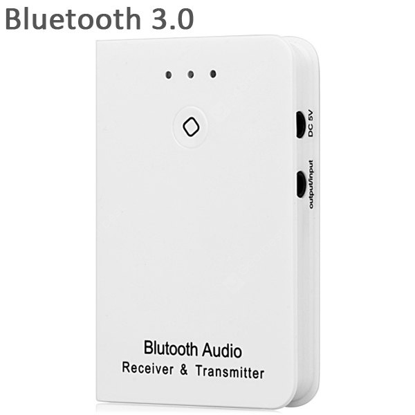 Image de TS - BT35FA02 Mini 2 in 1 Wireless Bluetooth 3.0 Audio Receiver Transmitter for iPhone 6S / 6S Plus / iPad Pro Bluetooth Speaker Headset MP3 MP4 Player