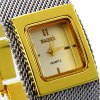Baohe JDW016 Female Quartz Watch Steel Band Rectangle Dial deal