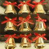 9Pcs Popular Christmas Bell Ornaments Festival Party Ball Performance Festival Garden Supplies Unique Gift