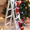 Buy Popular Hanging Santa Claus Christmas Decorations Birthday Festival Party Ball Xmas Supplies COLORMIX