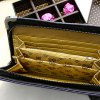 cheap Fashion Spider and PU Leather Design Women's Clutch Wallet