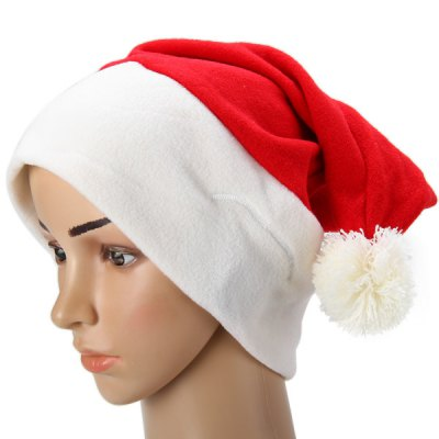 Фотография Popular Christmas Hat Cap with Hidden Headset for Music Festival Party Unique Gift