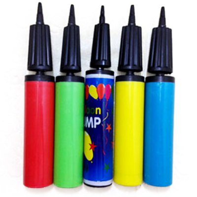 Professional Balloon Air Hand Pump For Inflatable Toy Plastic Balloon Inflator
