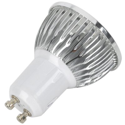 LUO 3W GU10 280Lm 3000 - 3500K Aluminum Spot Light Bulb (75 Degrees Beam)LED Light Bulbs<br>LUO 3W GU10 280Lm 3000 - 3500K Aluminum Spot Light Bulb (75 Degrees Beam)<br><br>Brand : LUO<br>Base Type: GU10<br>Type: Spot Bulbs<br>Output Power: 3W<br>Total Emitters: 3 LEDs<br>Actual Lumen(s): 280Lm<br>Voltage (V): AC85-265<br>Features: Energy Saving, Low Power Consumption, Long Life Expectancy<br>Function: Commercial Lighting, Studio and Exhibition Lighting, Home Lighting<br>Available Light Color: Warm White<br>Sheathing Material: Aluminum Alloy<br>Product Weight: 0.038 kg<br>Package Weight: 0.08 kg<br>Product Size (L x W x H): 6.1 x 4.9 x 4.9 cm / 2.40 x 1.93 x 1.93 inches<br>Package Size (L x W x H): 12 x 7 x 6 cm<br>Package Contents: 1 x LUO GU10 3W LED Spot Light