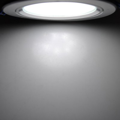 LUO 7 x 1W LED 680LM White Light Welded Ceiling Light (AC 85 - 265V) от GearBest.com INT