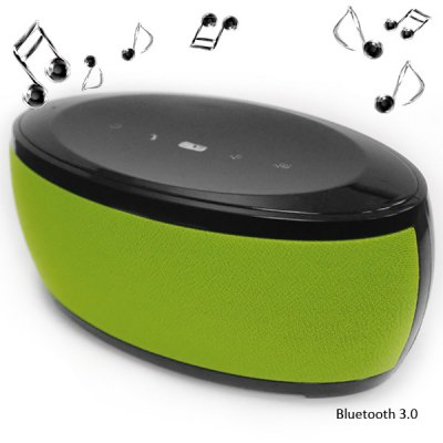CKY BC09 MIC Touch Panel Wireless Bluetooth 3.0 Speaker