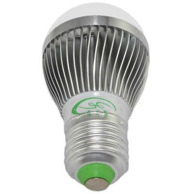 XinYiTong E27 7W 15 SMD 5630 6500K LED Lights Non Dimmable Ball Bulb  -  600LM White Light