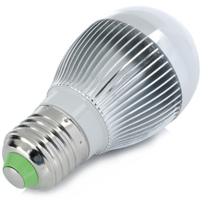 Гаджет   LUO 5W 10 - LEDs SMD 5630 E27 Bulb Light Silver White Light Bulb Lamp (480LM) LED Light Bulbs