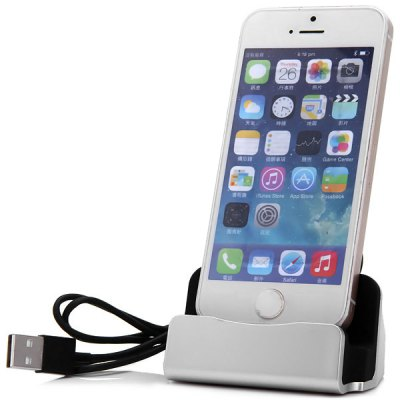 Phone Charging Dock with 8 Pin Output for iPhone 6 / 6 Plus 5 5S