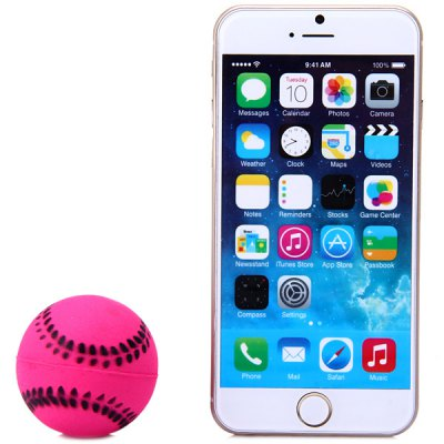 Funny 4cm Elastic Baseball Ball Pets Supplies Dogs Cats Toy Doll от GearBest.com INT