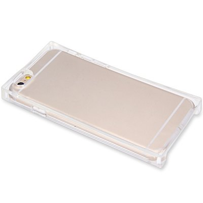 Гаджет   Special Transparent TPU Material Back Cover Case for iPhone 6  -  4.7 inches iPhone Cases/Covers