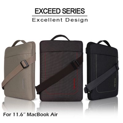 Cartinoe Exceed Series Notebook Laptop Bag for 11.6 inch MacBook Air