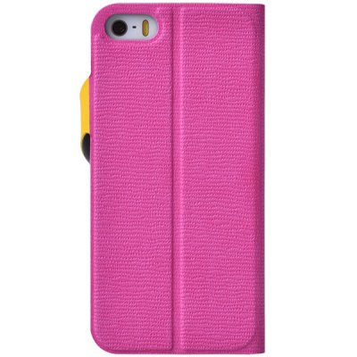 Practical Plastic and PU Cover Case with Support FunctionCases &amp; Leather<br>Practical Plastic and PU Cover Case with Support Function<br><br>Compatible for Apple: iPhone 5/5S<br>Features: Full Body Cases, Cases with Stand<br>Material: PU Leather, Plastic<br>Style: Special Design<br>Color: White, Rose, Orange, Black<br>Product weight : 0.042 kg<br>Package weight : 0.085 kg<br>Product size (L x W x H): 12.7 x 6.2 x 1.22 cm / 5 x 2.4 x 0.5 inches<br>Package size (L x W x H) : 18 x 10 x 2.4 cm<br>Package contents: 1 x Case