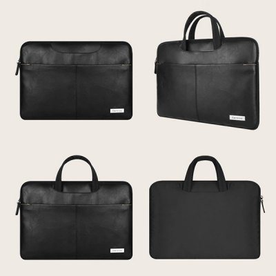 ФОТО Cartinoe Notebook Laptop Sleeve Briefcase Inner Bag for 15.4 inch MacBook Lenovo Dell Asus Dirigent Series