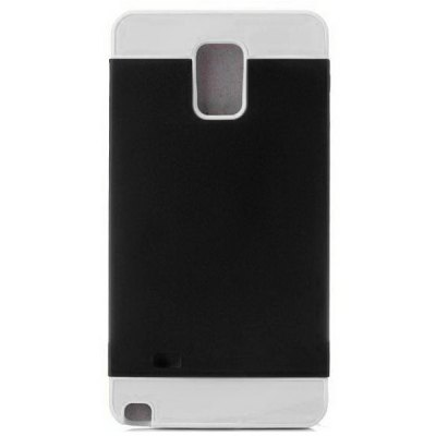 Fashionable TPU and PC Material Back Cover Case with Card Holder