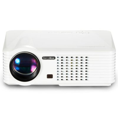 ФОТО PRS200 Multifunctional Home Theater LED Projector 1500 LM 800 x 480 Pixels with Keystone Correction for Desktop Laptop