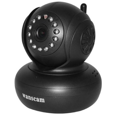 Wanscam HW0021 P2P 1.0MP HD WiFi Wireless Indoor Security IP Camera with Night Vision