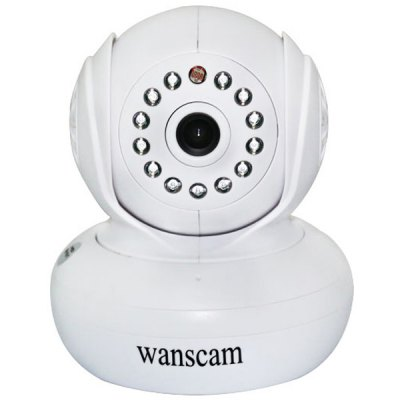 Гаджет   Wanscam HW0021 P2P 1.0MP HD WiFi Wireless Indoor Security IP Camera with Night Vision