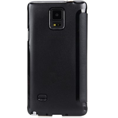 Fashionable PU and PC Material Cover Case for Samsung Galaxy Note4 N9100Samsung Cases/Covers<br>Fashionable PU and PC Material Cover Case for Samsung Galaxy Note4 N9100<br><br>Compatible for Sumsung: Galaxy Note 4<br>Features: With View Window, Full Body Cases<br>Material: PU Leather, Plastic<br>Style: Special Design<br>Color: White, Rose, Gold, Black<br>Product weight: 0.042 kg<br>Package weight: 0.100 kg<br>Product size (L x W x H) : 15.5 x 8 x 0.9 cm / 6.1 x 3.1 x 0.3 inches<br>Package size (L x W x H): 17 x 10 x 2 cm<br>Package Contents: 1 x Case