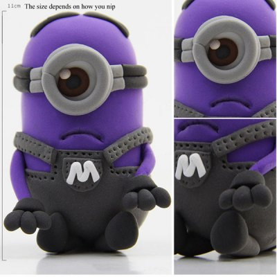 Гаджет   Bad Servant Minions Model Colored Modeling Clay Intelligence Toy Parent - child Toy