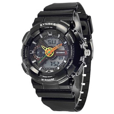 Synoke Children LED Sports Watch
