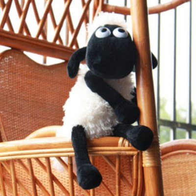 12inch Shaun the Sheep Plush Doll  Stuffed ToyDolls &amp; Plush<br>12inch Shaun the Sheep Plush Doll  Stuffed Toy<br><br>Material: Plush<br>Age: All Age<br>Feature Type: European and American<br>Product Weight   : 0.35 kg<br>Package Size (L x W x H)  : 30 x 10 x 10 cm<br>Package Contents: 1 x Shaun the Sheep Plush Doll