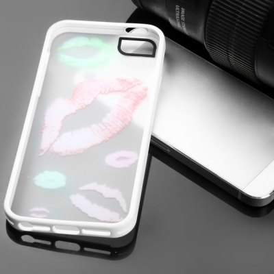 Glow in the Dark Luminous Cover Case for iPhone 5 / 5S от GearBest.com INT