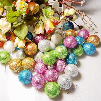 2 Packs x 4CM Mix Ball
