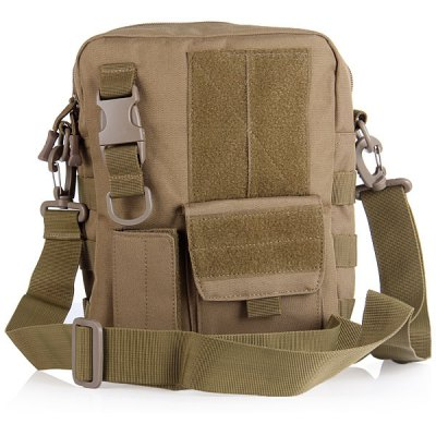 1000D Outdoor Tactical Sholder Bag Storage Sundries Pack