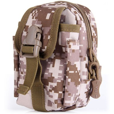 1000D Tactical Waist Bag Military Pack