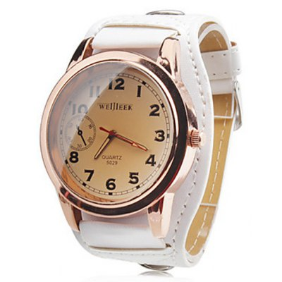 Weijieer 5029 Men Quartz Watch