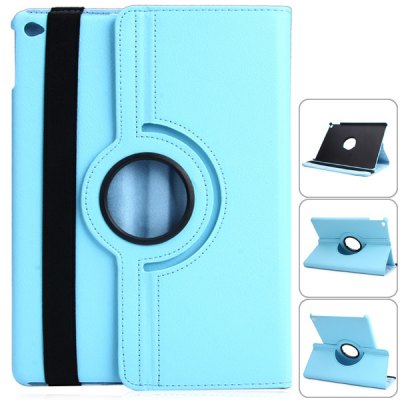 Гаджет   PC and PU Material Cover Case with Lichee Texture Design for iPad Air 2 iPad Cases/Covers