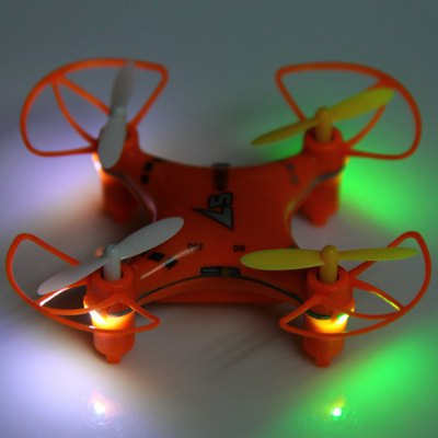 Lian Sheng LS  -  112 46mm Mini Nano 6 - Axis 2.4G RC LED 4CH Quadcopter от GearBest.com INT