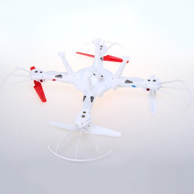 Lian Sheng LS127 3D Fly 2.4G RC 4CH 6 Axis Gyro Quadcopter with Camera Aerial View Aircraft от GearBest.com INT
