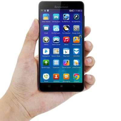 Lenovo S850 5.0 inch Android 4.4 3G Phablet MTK6582 Quad Core от GearBest.com INT