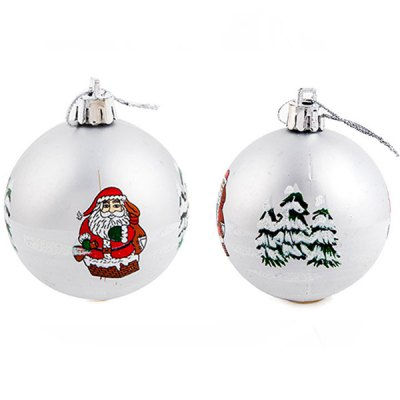 8CM Handprint Snowman Christmas Ball Ornaments Family Keepsake Ornament (6 PCs)Christmas Supplies<br>8CM Handprint Snowman Christmas Ball Ornaments Family Keepsake Ornament (6 PCs)<br><br>Material: PVC<br>For: Teachers, Olds, Parents, Brothers, Sisters, Student, Kids, Friends, Lover<br>Usage: New Year, Stage, Wedding, Performance, Party, Valentine, Birthday, Gift, Christmas<br>Color: Red, Rose, Blue, Green, Silver, Gold<br>Product weight: 8 g (1 pcs)<br>Package weight : 0.06 kg<br>Product size (L x W x H) : 8 x 8 x 8 cm / 3.15 x 3.15 x 3.15 inches (1 pcs)<br>Package size (L x W x H): 26 x 18 x 10 cm<br>Package Contents: 6 x 8CM Fingerprint Snowman Christmas Ornaments