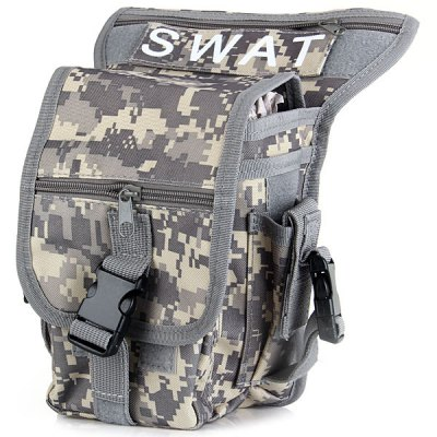 Купить Duffel Bags   Utility Multi - Layered Leg and Waist Pouch Carrier Bag for Hunting Riding Hiking
