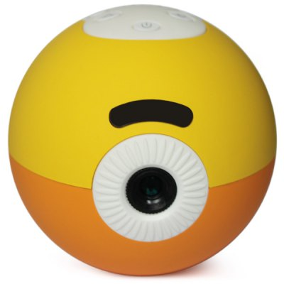 Фотография BB - 001 Ball Mode Kids LCOS Projector 8 LM 320 x 240 Pixels with Infrared Body Sensor Function for Home Office