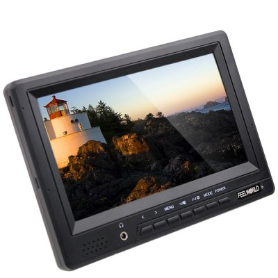FW678 - HD 7 inch Screen 800 x 480 Pixels Electronic Viewfinder Monitor от GearBest.com INT