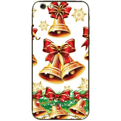 Гаджет   Anti - scratch Phone Full Body Sticker Decal Skin with Bell Bowknot Style for iPhone 6  -  4.7 inches iPhone Cases/Covers